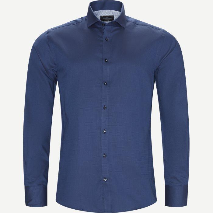 Dida Skjorte - Skjorter - Modern fit - Blå