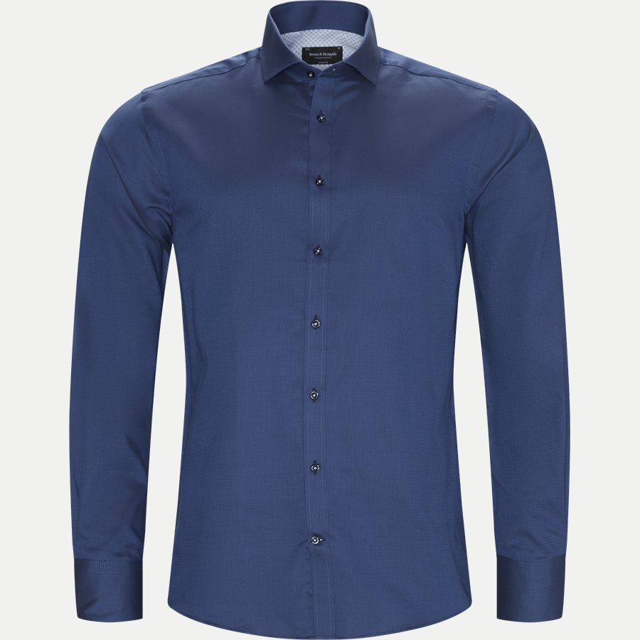 8280a1ce724 DIDA Shirts NAVY from Bruun & Stengade 54 EUR