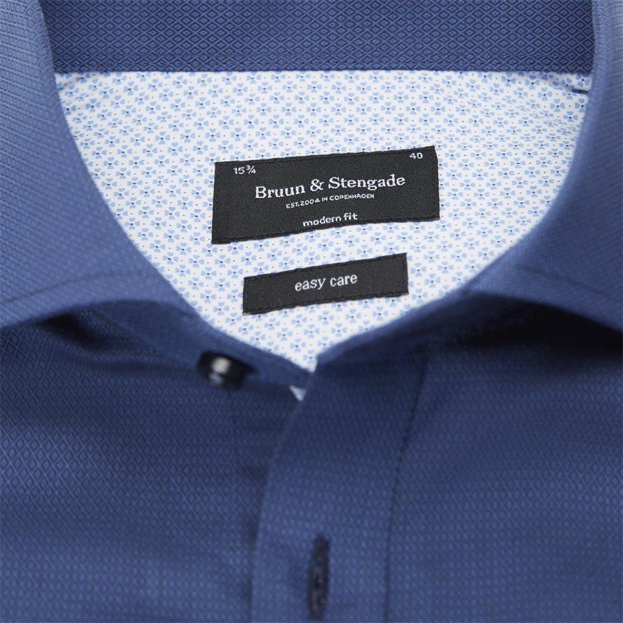 DIDA - Dida Skjorte - Skjorter - Modern fit - NAVY - 3