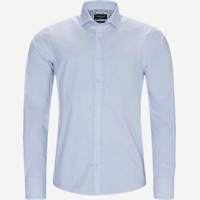 Fuchs Skjorte Modern fit | Fuchs Skjorte | Blå