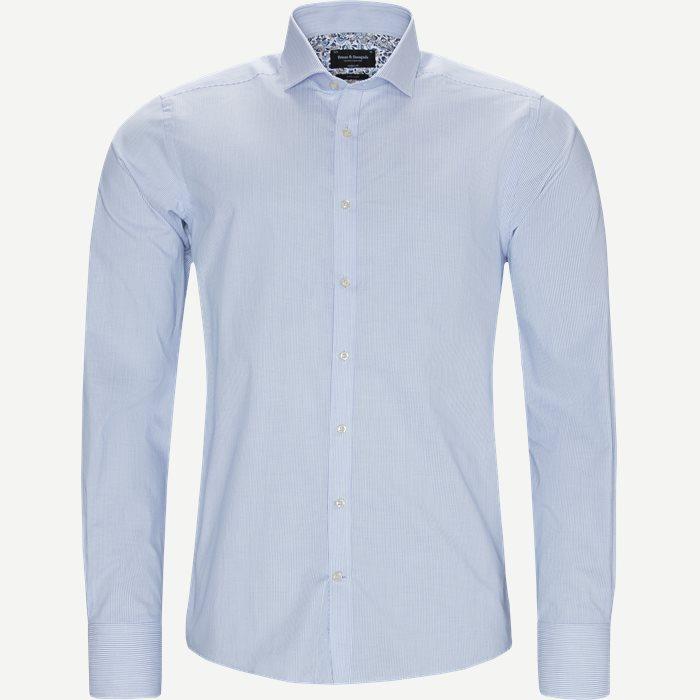 Fuchs Skjorte - Skjorter - Modern fit - Blå