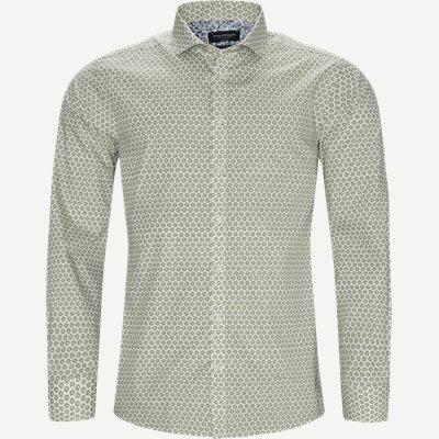 Giroud Skjorte Modern fit | Giroud Skjorte | Army