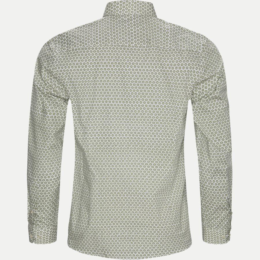 GIROUD - Giroud Skjorte - Skjorter - Modern fit - ARMY - 2