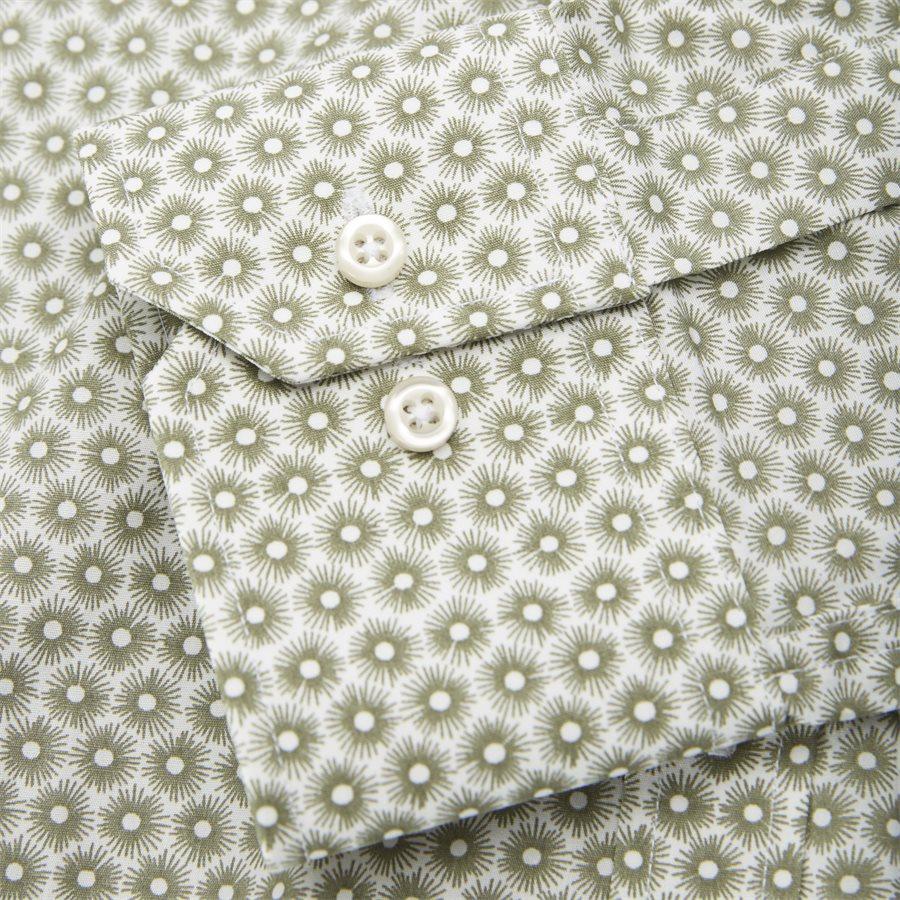 GIROUD - Giroud Skjorte - Skjorter - Modern fit - ARMY - 5