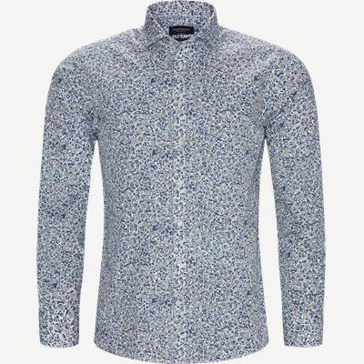 Ings Skjorte Modern fit | Ings Skjorte | Blå