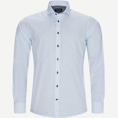 Josephsen Skjorte Modern fit | Josephsen Skjorte | Blå