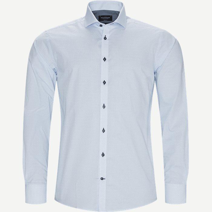 Josephsen Skjorte - Skjorter - Modern fit - Blå