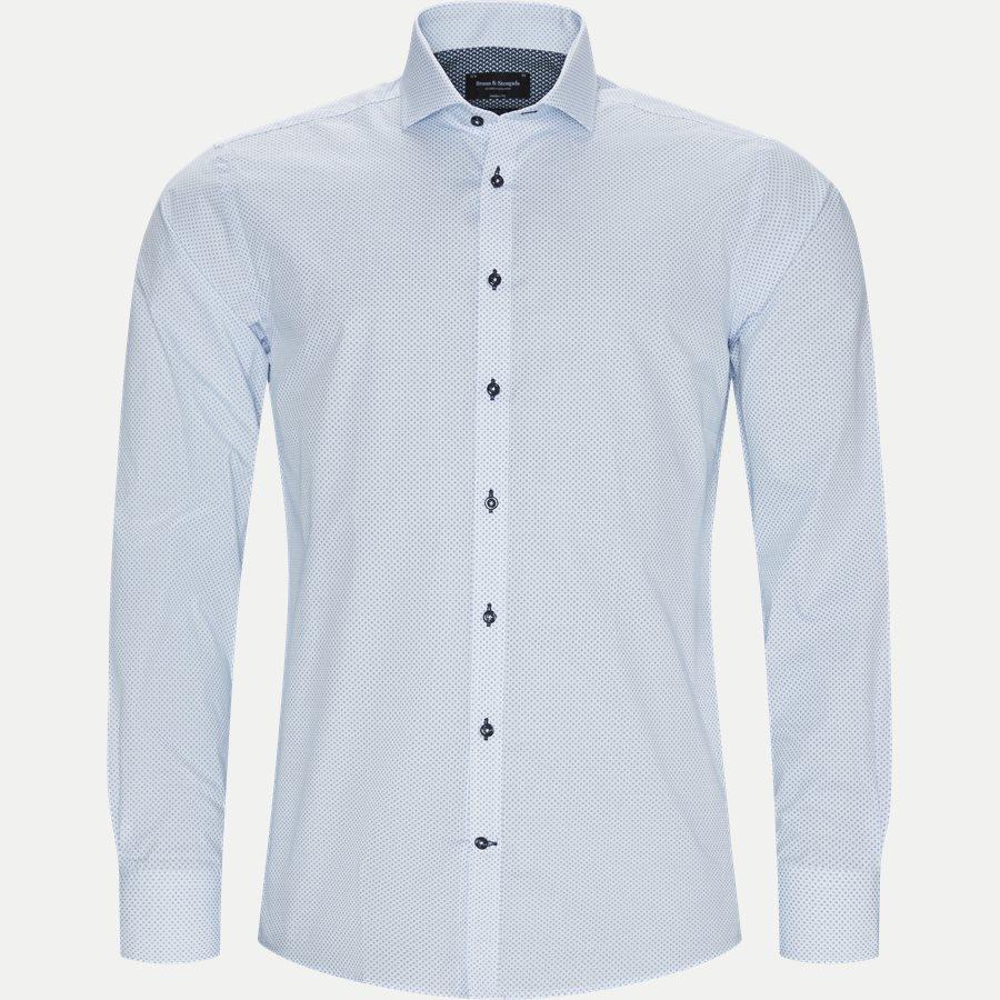 JOSEPHSEN - Josephsen Skjorte - Skjorter - Modern fit - BLÅ - 1
