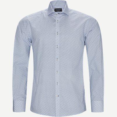 Mata Skjorte Modern fit | Mata Skjorte | Blå
