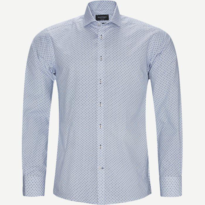 Mata Skjorte - Skjorter - Modern fit - Blå
