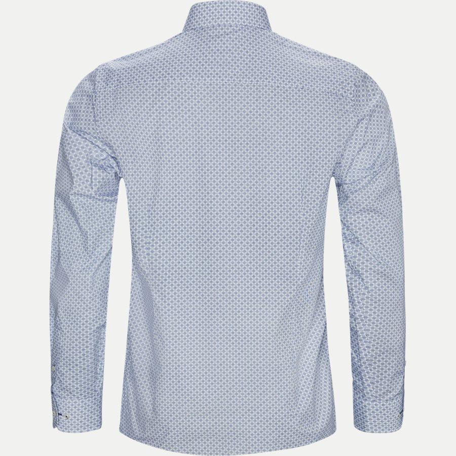 MATA - Mata Skjorte - Skjorter - Modern fit - BLÅ - 2