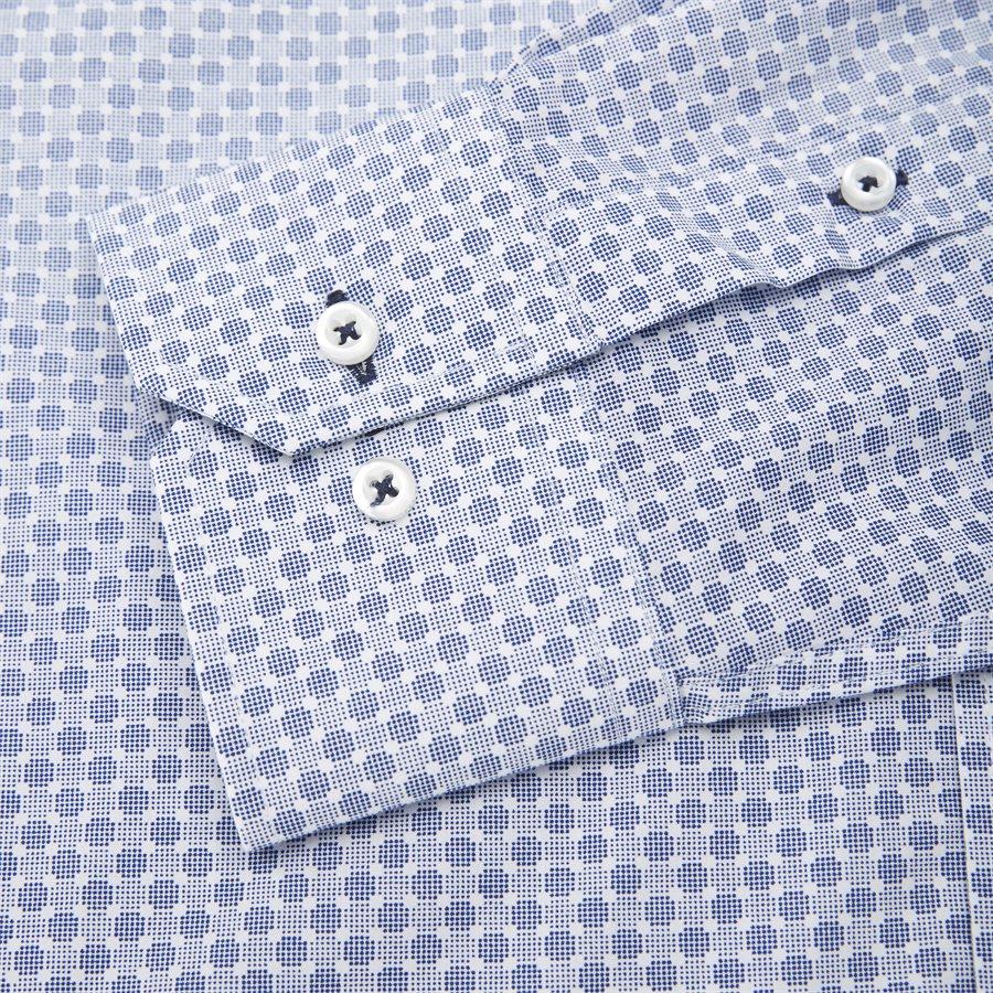 MATA - Mata Skjorte - Skjorter - Modern fit - BLÅ - 5