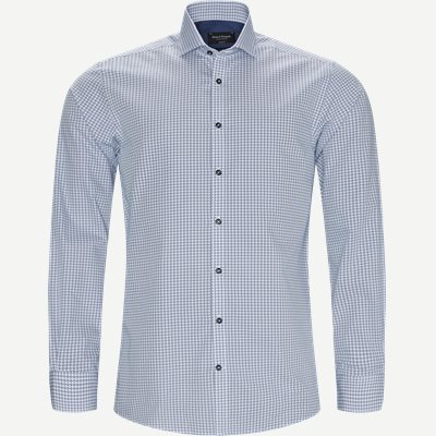 Pjanic Skjorte Modern fit | Pjanic Skjorte | Blå