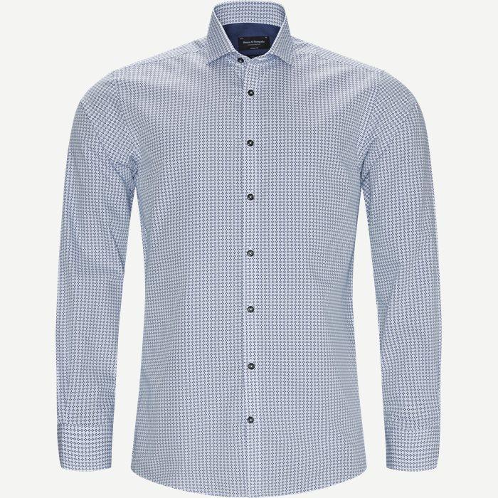 Pjanic Skjorte - Skjorter - Modern fit - Blå