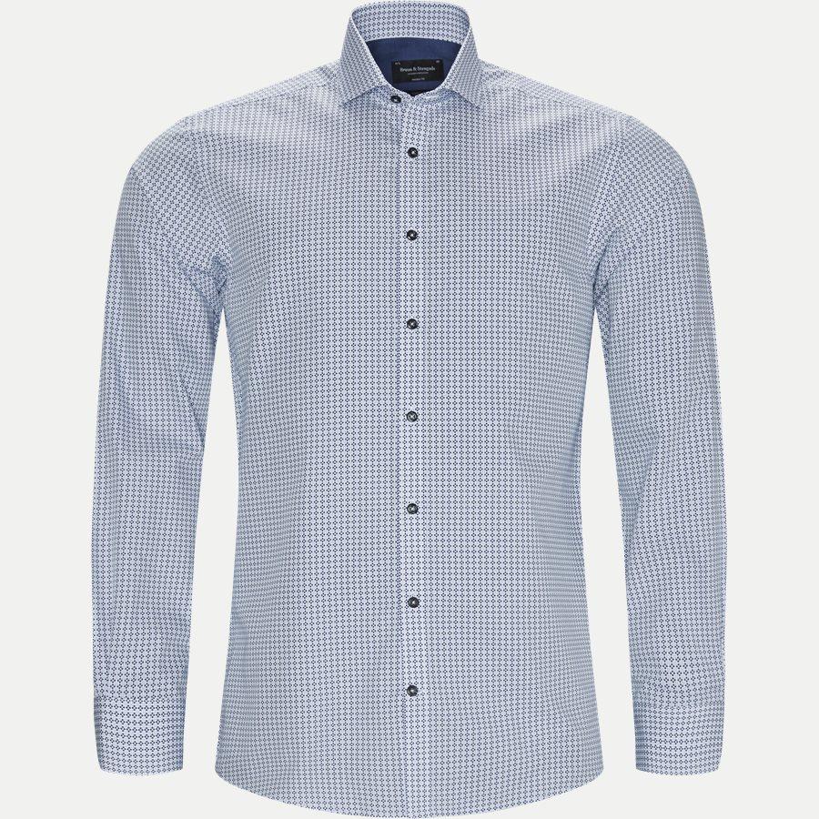 PJANIC - Pjanic Skjorte - Skjorter - Modern fit - BLÅ - 1