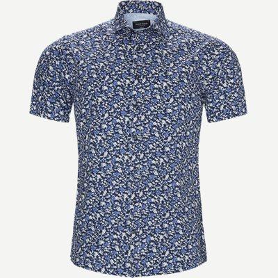 Linganzi Skjorte Modern fit | Linganzi Skjorte | Blå