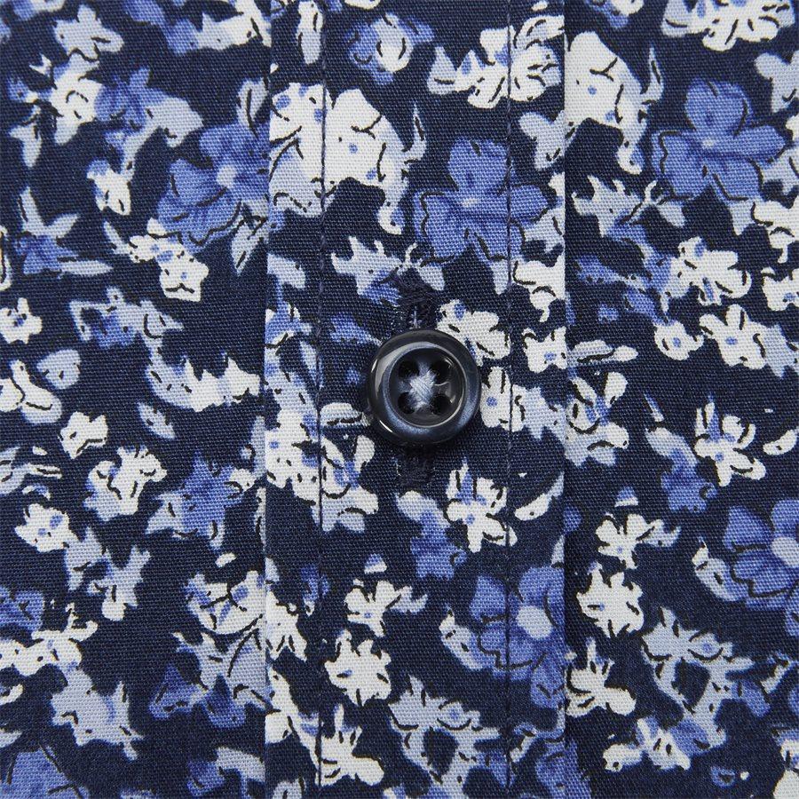 LINGANZI - Linganzi Skjorte - Skjorter - Modern fit - NAVY - 5