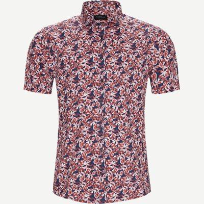 Mouko Skjorte Modern fit | Mouko Skjorte | Rød