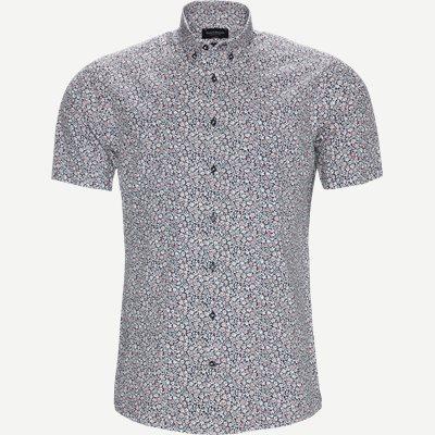 Nganga Skjorte Modern fit | Nganga Skjorte | Blå