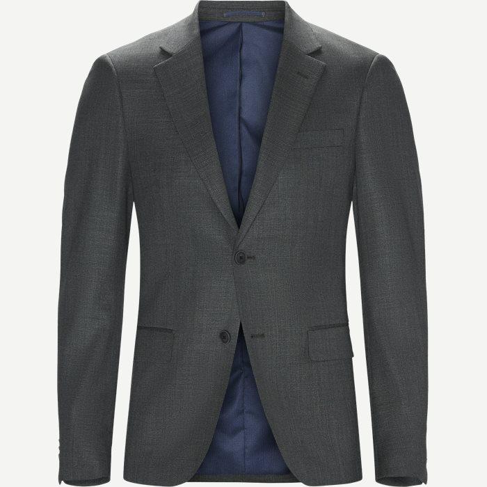 Blazer - Modern fit - Grön