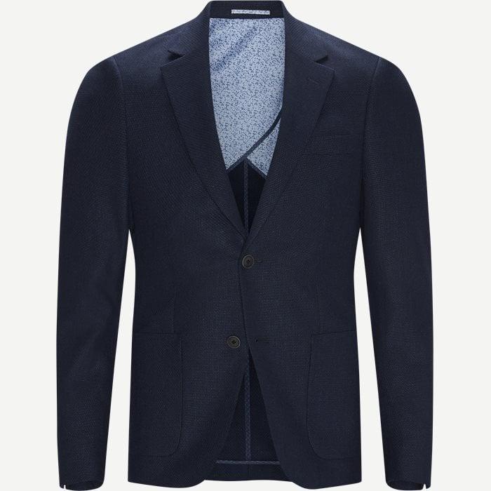 Mancini Blazer - Blazer - Modern fit - Blå