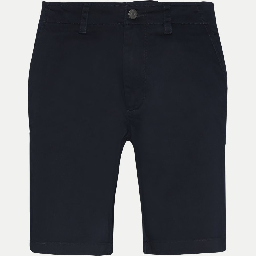 MOORE - Moore Shorts - Shorts - Regular - NAVY - 1