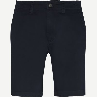 Moore Shorts Regular | Moore Shorts | Blå