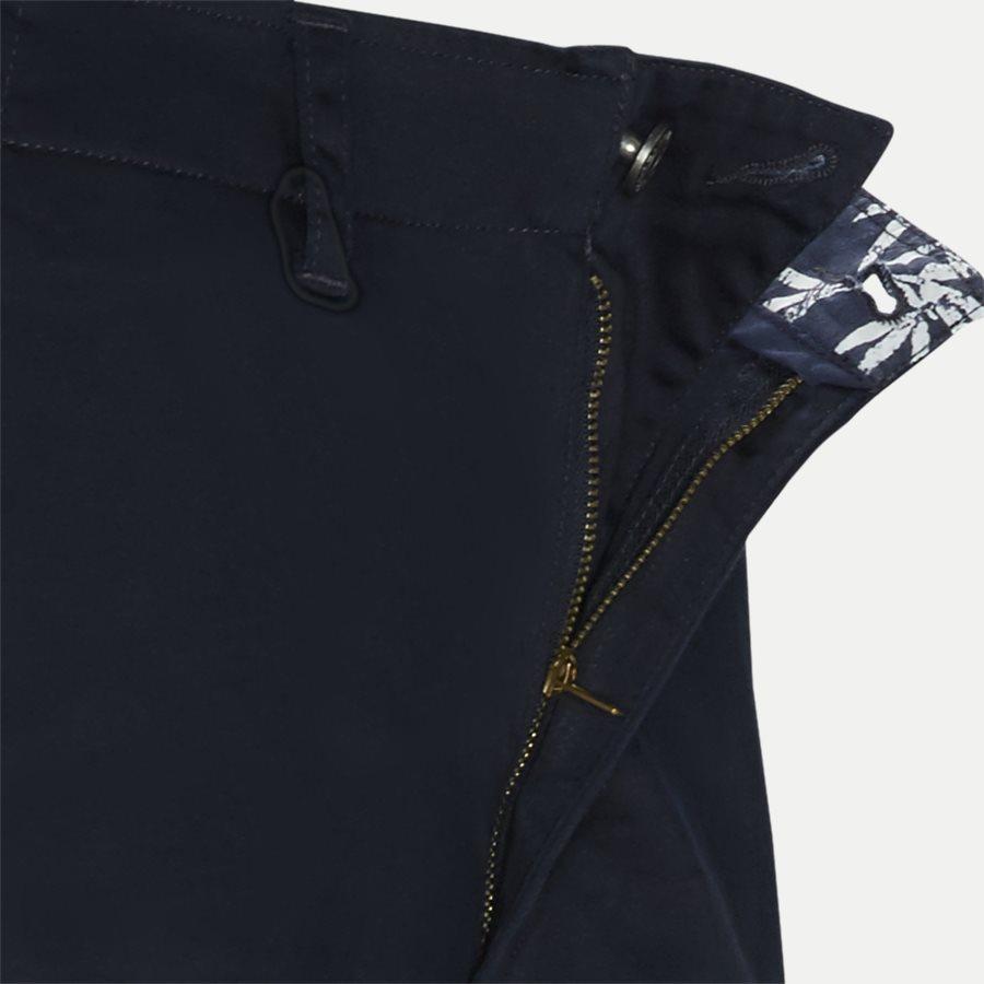 MOORE - Moore Shorts - Shorts - Regular - NAVY - 4