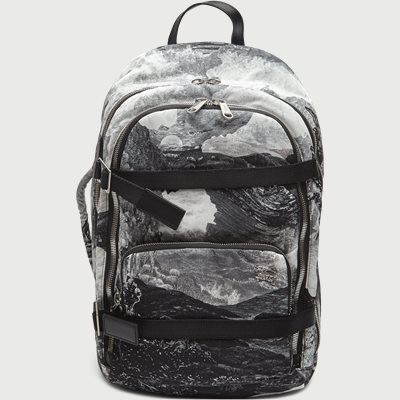 Zip Around Backpack Landscape Print Aviator Nylon Zip Around Backpack Landscape Print Aviator Nylon | Sort