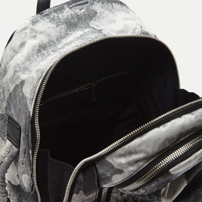 Zip Around Backpack Landscape Print Aviator Nylon