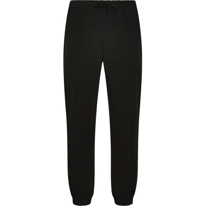 LOOSE FIT PANTS - Bukser - Loose - Sort