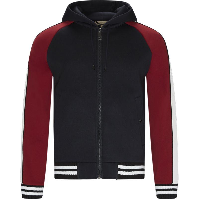 Billede af Burberry Regular fit 8005066 Sweatshirts Navy