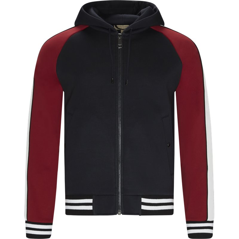 Burberry Regular fit 8005066 Sweatshirts Navy