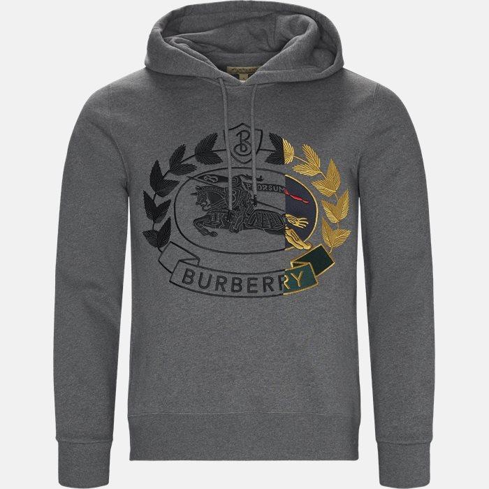 Sweatshirt  - Sweatshirts - Regular - Grå