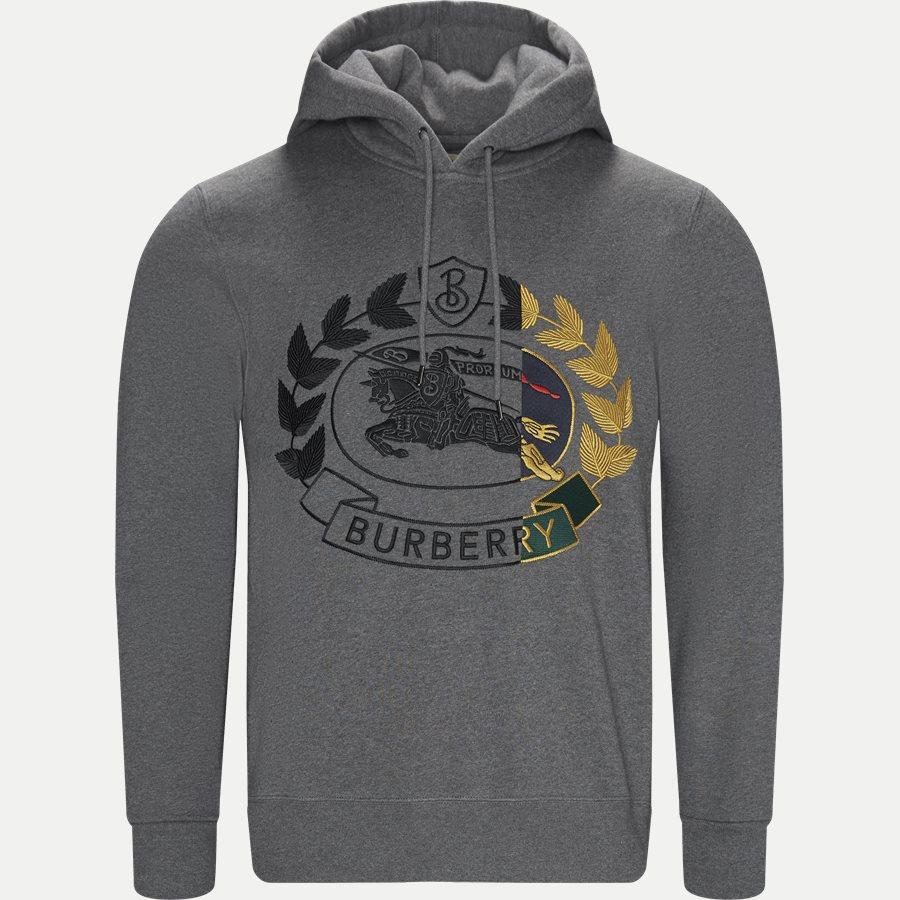 8007075 - Sweatshirt  - Sweatshirts - Regular - GRÅ - 2