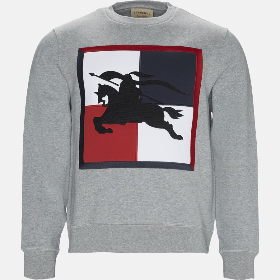 8004090 - Sweatshirts - Regular fit - GRÅ - 1
