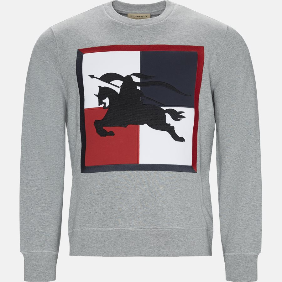 8004090 - Sweatshirts - Regular fit - GRÅ - 2
