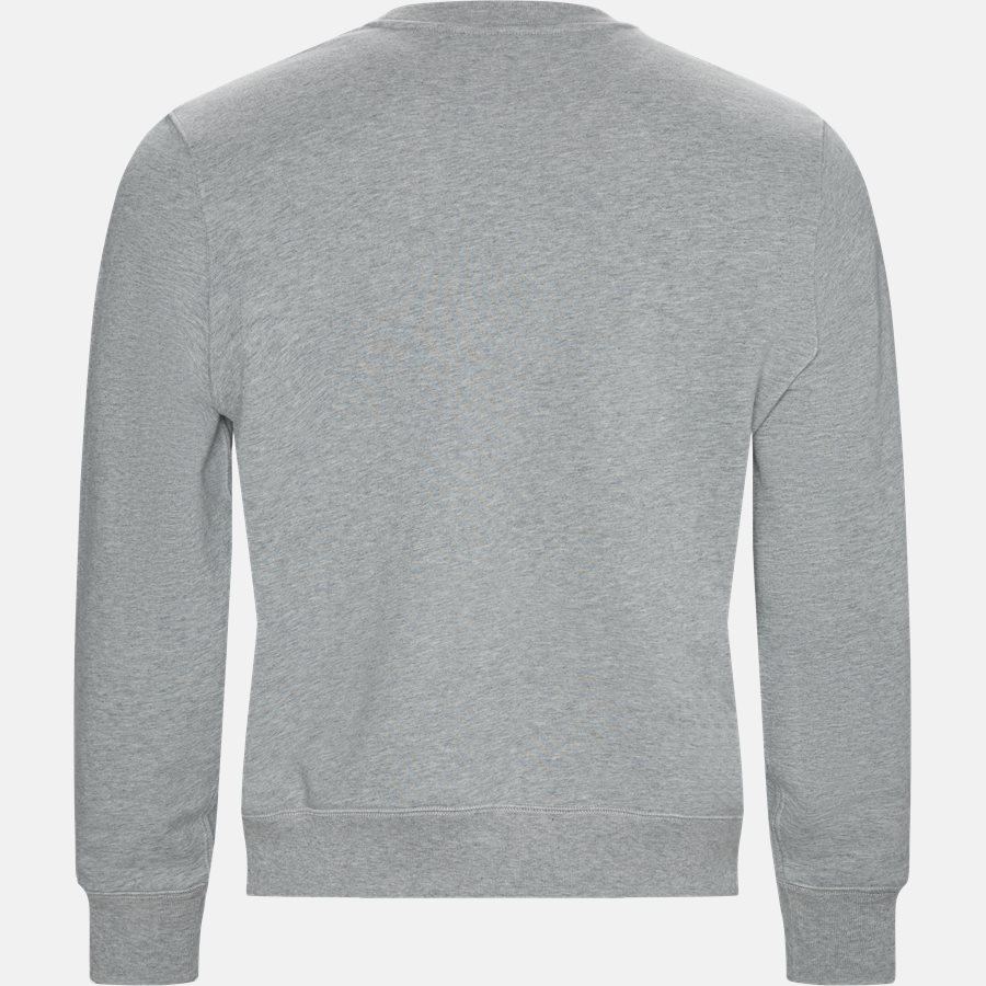 8004090 - Sweatshirts - Regular fit - GRÅ - 3