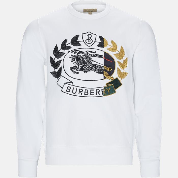 Sweatshirts - Hvid