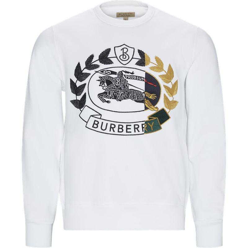 Billede af Burberry 8007074 Sweatshirts Hvid