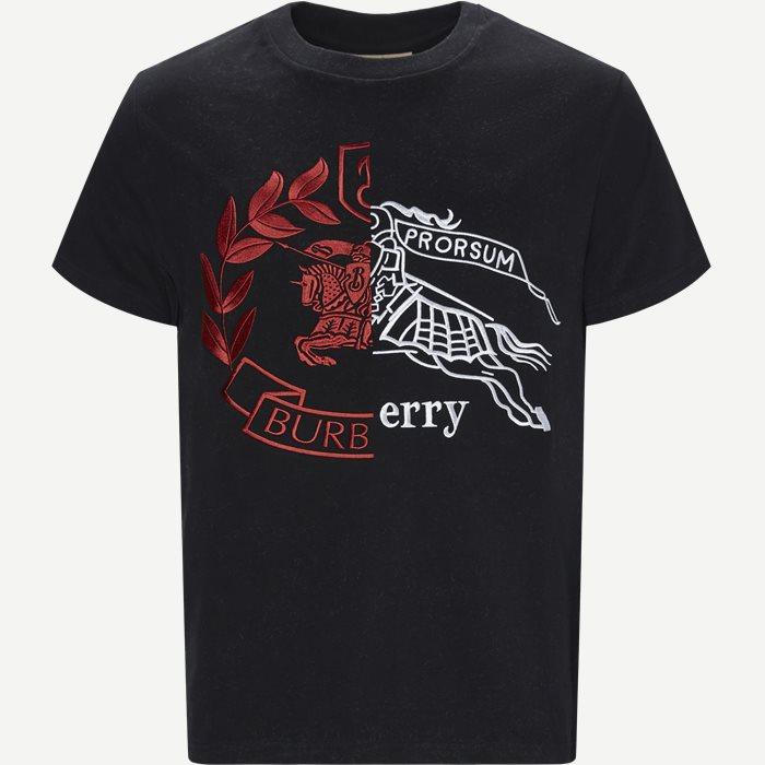 T-shirts - Sort