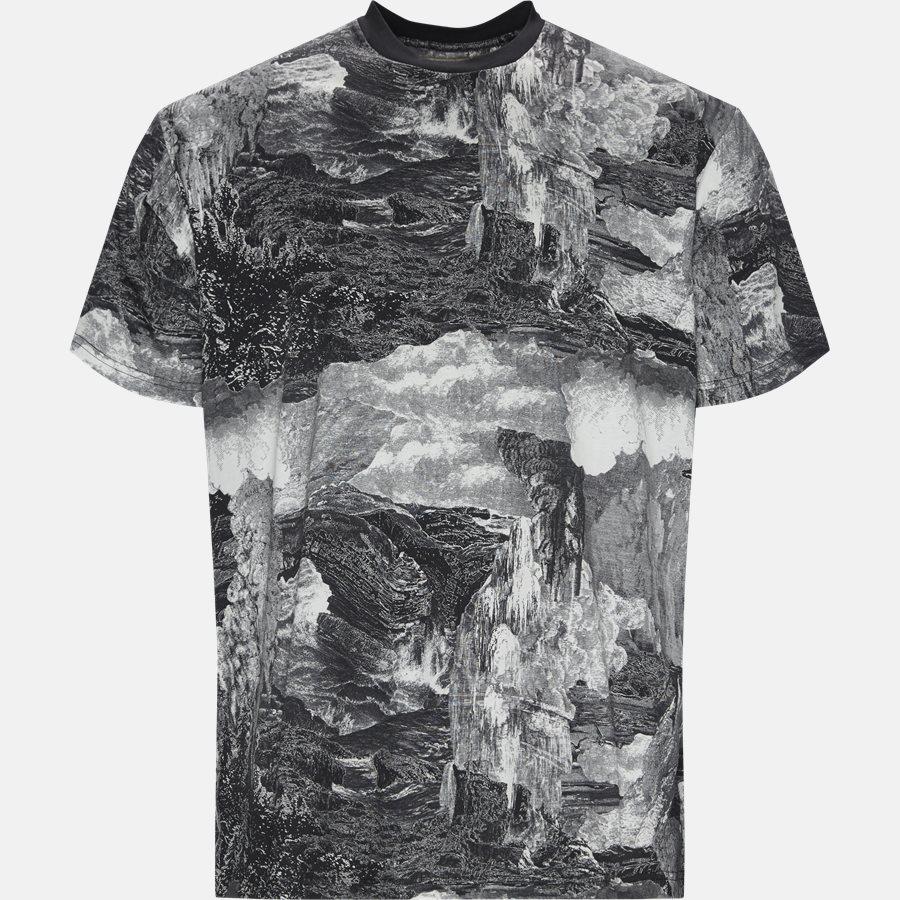 8007076 - T-shirts - Regular fit - SORT - 1