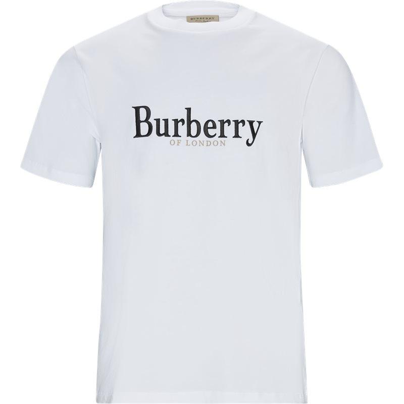 Billede af Burberry T-shirt Hvid