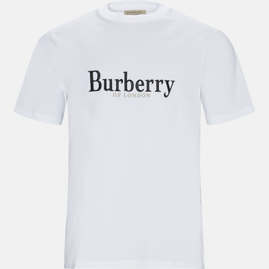 8007830 - T-shirt  - T-shirts - Regular fit - HVID - 1