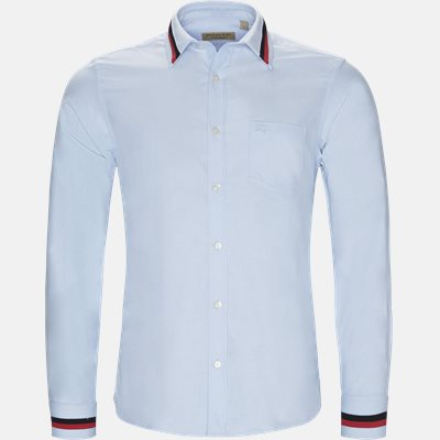 Regular fit | Skjorter | Blå
