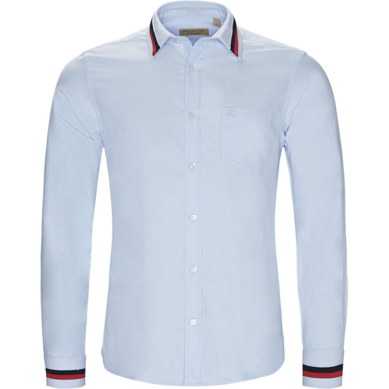 Billede af Burberry Regular fit 8004963 Skjorter Blå