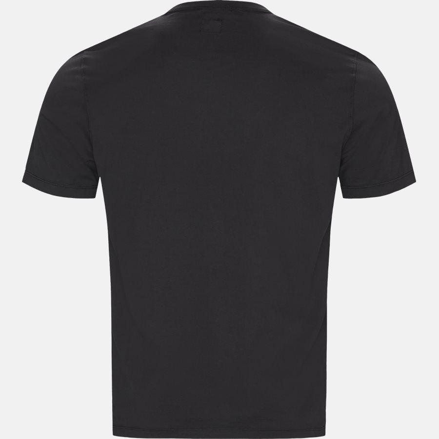 TS054A 000444G - Mako Jersey Crew Neck T-shirt - T-shirts - Regular - SORT - 2