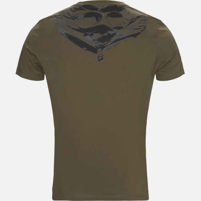 T-shirt  - T-shirts - Regular fit - Army