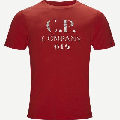 Short Sleeve Jersey T-shirt Regular | Short Sleeve Jersey T-shirt | Rød