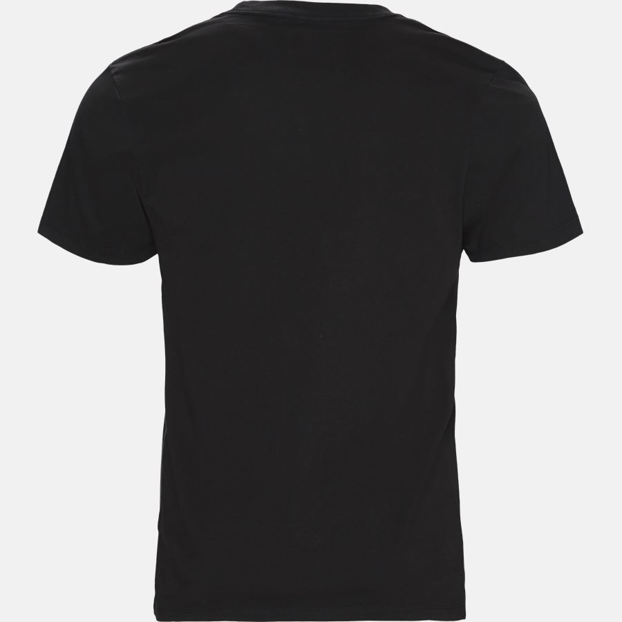 TS192A 005318W - T-shirts - Regular fit - SORT - 2